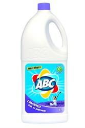 ABC DETERJAN - ABC ÇAMAŞIR SUYU 4LT LAVANTA