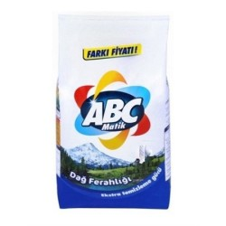 ABC DETERJAN - ABC MATİK 4.5KG DAĞ FERAHLIĞI