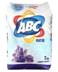 ABC DETERJAN - ABC MATİK 7KG LAVANTA