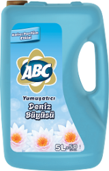 ABC DETERJAN - ABC SOFT 5LT DENİZ