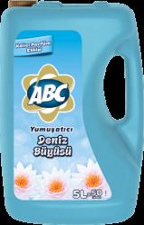 ABC DETERJAN - ABC SOFT 5LT DENİZ