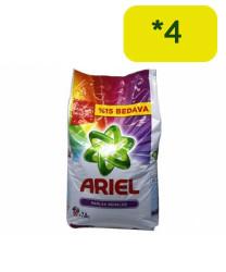 ARİEL - ARİEL MATİK 7.5KG PARLAK RENKLER 4 ADET