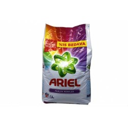 ARİEL - ARİEL MATİK 7.5KG PARLAK RENKLER