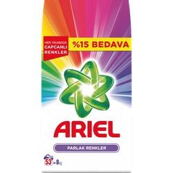 ARİEL - ARİEL MATİK 8KG PARLAK RENKLER