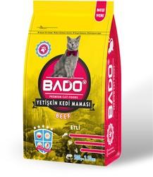 BONNIE - BADO KEDİ MAMASI ETLİ 500GR