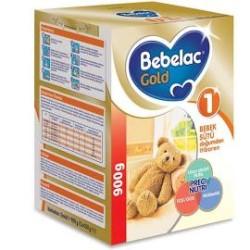 MİLUPA - BEBELAC GOLD 900GR NO:1