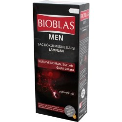 BİOMEN-BİOBLAS - BİOBLAS MEN 400ML KURU-NORMAL GÜÇLÜ DEFANS