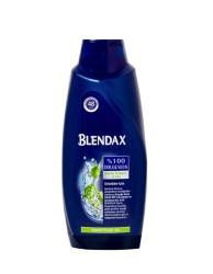 BLENDAX - BLENDAX ŞP 600ML ERKEKLER İÇİN KEPEKLİ SAÇLAR