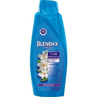 BLENDAX ŞAMPUAN 550ML NORMAL SAÇLAR