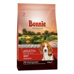 BONNIE - BONNIE KÖPEK MAMASI 2,75KG BEEF