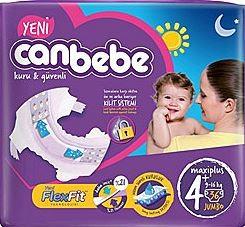 CANBEBE - CANBEBE JB MAXİ PLUS 36LI