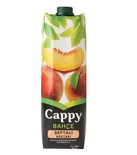 CAPPY - CAPPY 1LT ŞEFTALİ