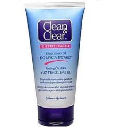 CLEAN&CLEAR - CLEAN CLEAR YÜZ TEMİZLEME JELİ 150ML