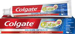 COLGATE - COLGATE DİŞ MACUNU 75ML TOTAL WHİTE