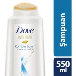 ELİDOR - DOVE ŞP 550ML KOMPLE BAKIM