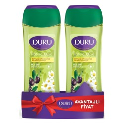 DURU - DURU DUŞ JELİ 500+500ML OLİVE NATUREL