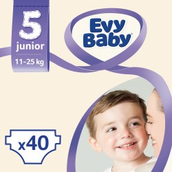 EVYBABY - EVY BABY DEV JUNİOR NO:5