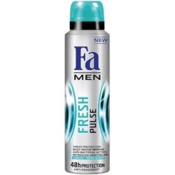 FA - FA DEO 150ML BY FRESH PULSE MEN