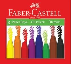 FABER CASTEL - FABER CASTEL REDLİNE PASTEL 8Lİ KUTU