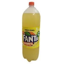 FANTA - FANTA 2.5LT LİMON