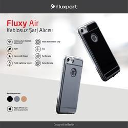 DİĞER - FLUXY FP-F-058 AİRCASE FOR İPHONE BLACK