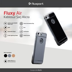 DİĞER - FLUXY FP-F-059 AİRCASE FOR İPHONE GRAY