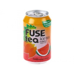 FUSE TEA - FUSE TEA 200ML KARPUZ