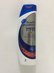 Head&Shoulders - HEAD&SHOULDERS 500ML MEN 1/1 OLD SPICE