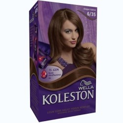 KOLESTON - KOLESTON KİT 6/35 ELEGANT KAHVE