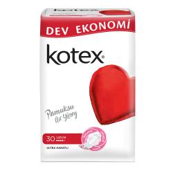 KOTEX - KOTEX ULTRA DEV EKO UZUN 30LU