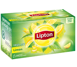LIPTON - LİPTON BİTKİ ÇAYI YEŞİL ÇAY LİMON