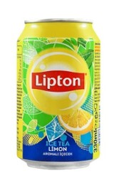 LİPTON ICE TEA - LİPTON ICE TEA 330ML LİMON