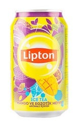 LİPTON ICE TEA - LİPTON ICE TEA 330ML MANGO