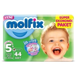 MOLFİX - MOLFİX FIRSAT PAKET JUNİOR PLUS 44LÜ