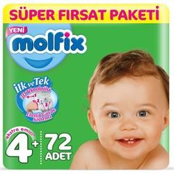 MOLFİX - MOLFİX SÜPER FIRSAT PAKETİ MAXİ PLUS 72Lİ