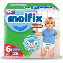 MOLFİX - MOLFİX PANTS EKO PAKET E.LARGE 26 LI