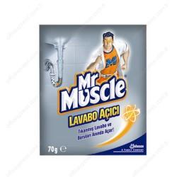MR MUSCLE - MR MUSCLE LAVABO AÇICI GRANÜL TEKLİ