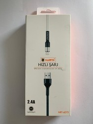 DİĞER - NARİTA USB ŞARJ İPHONE KABLO 6075