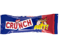 NESTLE - NESTLE CRUNCH PAT
