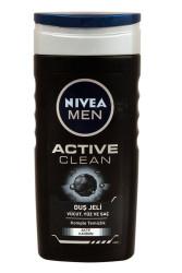 nivea - NİVEA DUŞ JELİ 250ML ACTİVE CLEAN