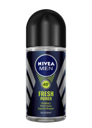 nivea - NİVEA ROLL-ON BY FRESH POWER PUDRALI