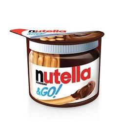 NUTELLA - NUTELLA GO 39GR