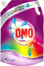 OMO - OMO MATİK SIVI 1350ML EKO PK COLOR