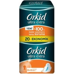 ORKİD - ORKİD ULT.EKO EXT.NORMAL 20Lİ