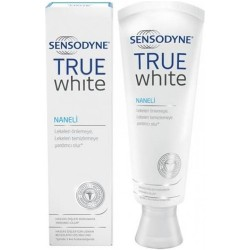 SENSODYNE - SENSODYNE TRUE WHİTE 75ML