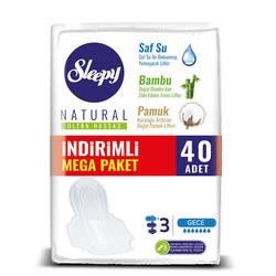 SLEEPY - SLEEPY MEGA PAKET ULTRA PED GECE 40LI
