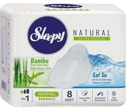 SLEEPY - SLEEPY NORMAL 8Lİ ULTRA HASSAS