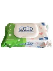 SOLO - SOLO ISLAK HAVLU KAPAKLI 90LI