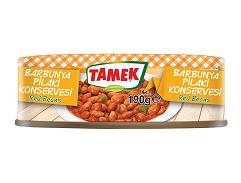 TAMEK - TAMEK BARBUNYA PİLAKİ 190GR