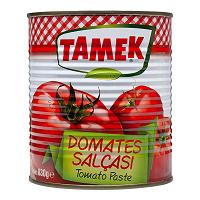 TAMEK - TAMEK DOMATES SALÇA 830GR